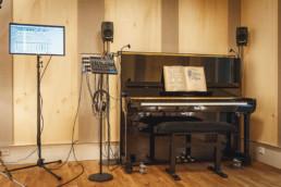 Yamaha Konzert-Klavier, Blühmeer Tonstudio