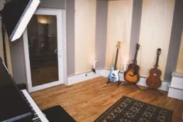 Aufnahmeraum, Blühmeer Tonstudio